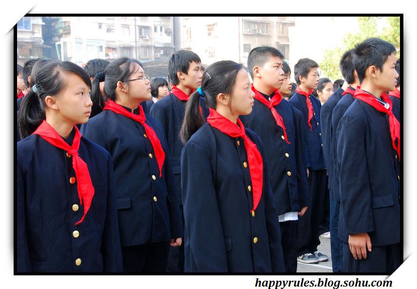 桂林中学生校服
