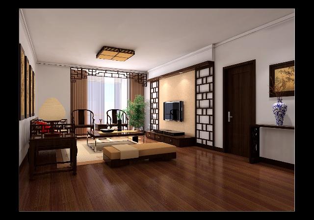 两室一厅一厨一卫 80平米 高清图片