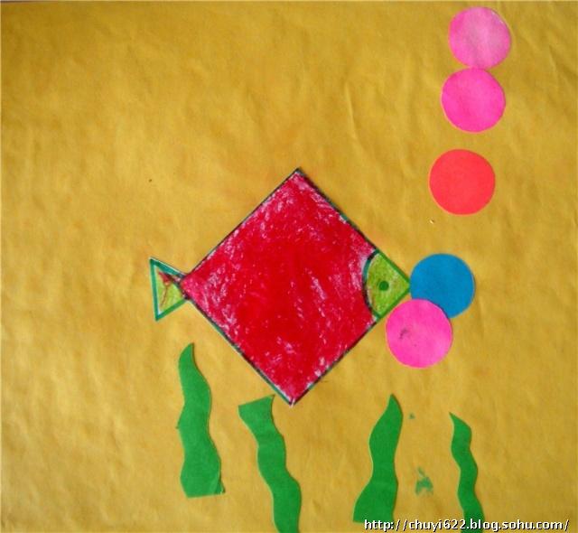 班 小班 幼儿美术作品