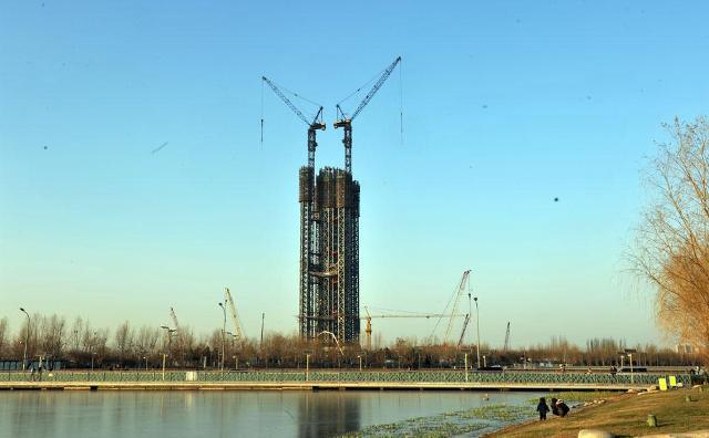 奥林匹克公园建瞭望塔为什么要保密-天涯归去来-搜狐