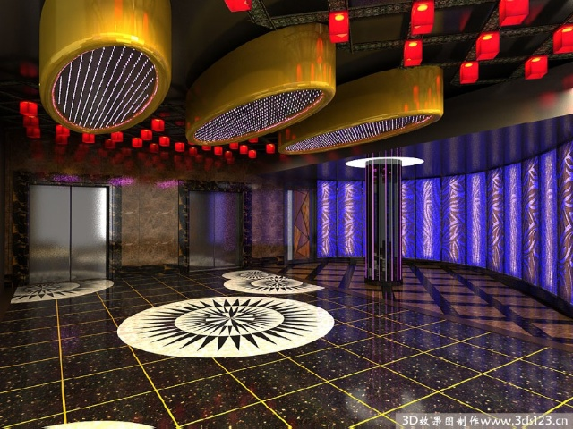 酒店餐饮娱乐空间设计――星级宾馆酒店
