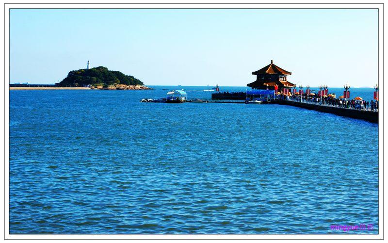青岛栈桥-mingyue-搜狐博客