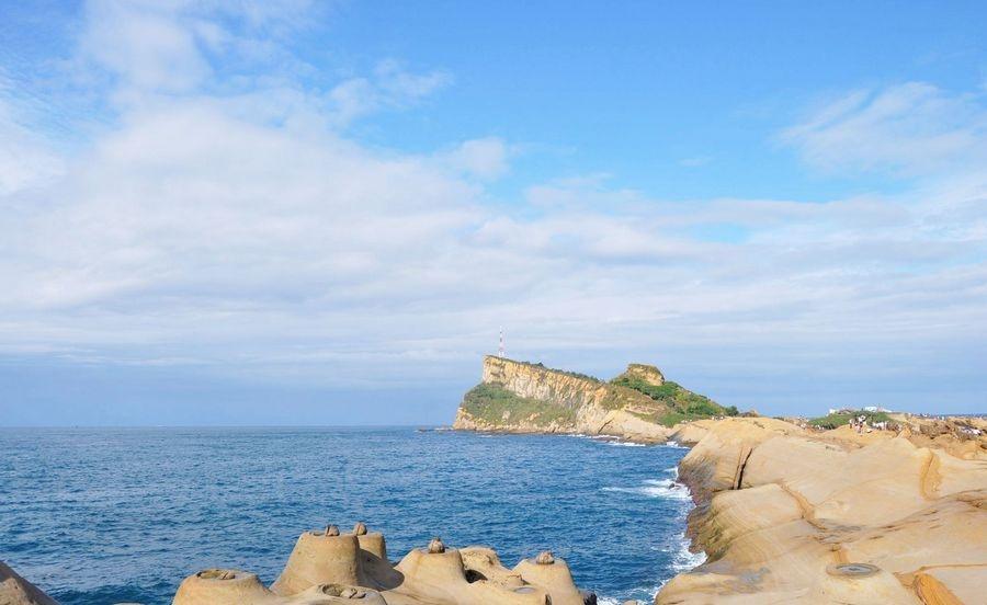 碧海蓝天台湾环岛游