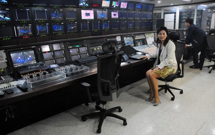 初春韩国行 16 引领韩国传播媒体发展的 KBS