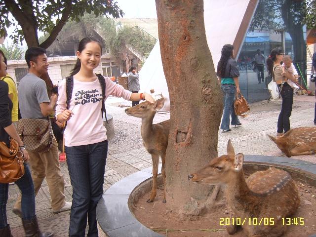 重庆永川野生动物园-风儿-搜狐博客