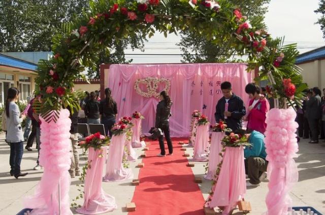 婚礼现场基本布置-婚庆庆典-葫芦岛婚庆公司-葫芦岛庆典公司-葫芦.
