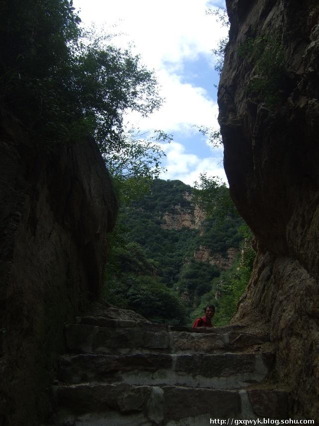 20100821,河北兴隆,奇石谷,九龙潭