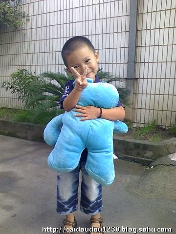 蔡易果小朋友幼儿园生活一周回顾-兜兜的小窝!-我的