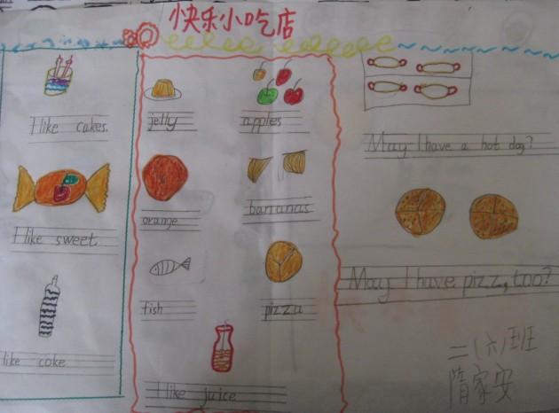 二年级食物a年级手抄报如何外来人口厦门转上到v年级小学民办小学图片
