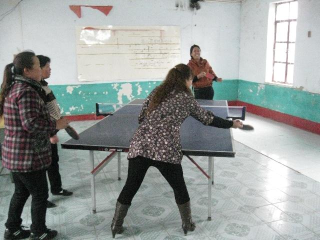 乒乓球比赛总结