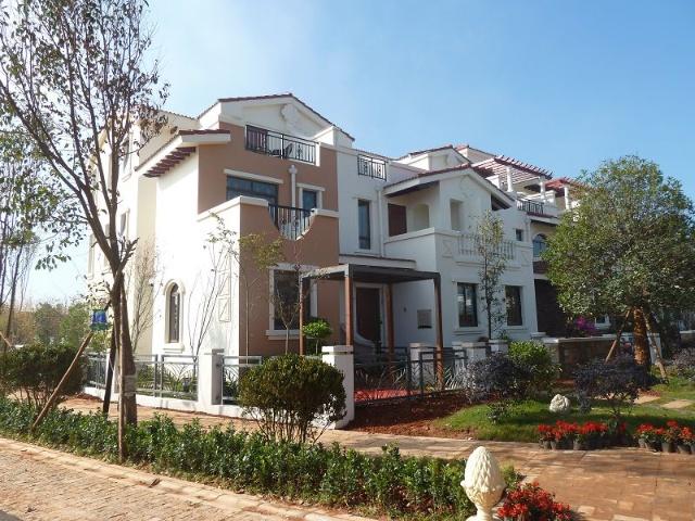 别墅等产品,创新的别墅空间设计,突出大尺度的私家花园、舒适