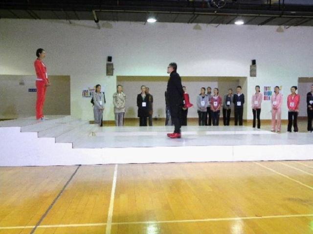 elite世界精英模特中国区总决赛