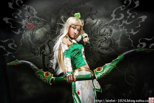 诸葛 女版三国COS图集 蜀国篇图片