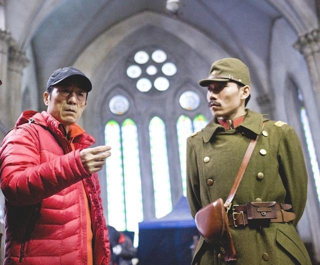 最新国民党抗战电影_电影《金陵十三钗》国军机枪手拍摄日记