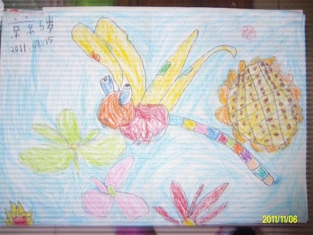 蜗牛简笔画15; 鱼 企鹅蜻蜓 乌龟 贝壳 海星;