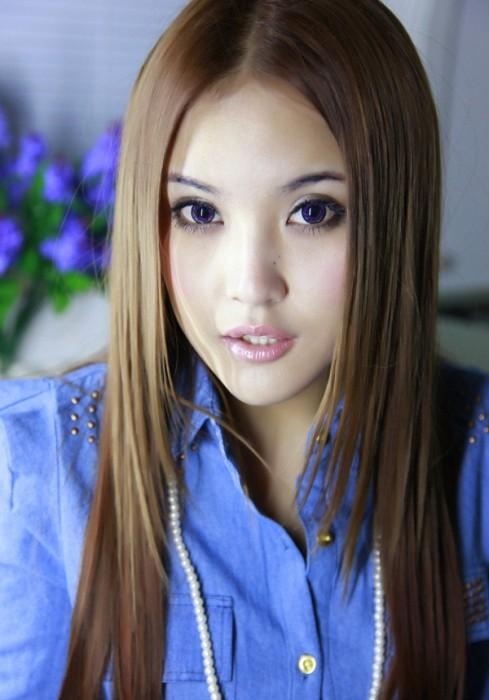 青春可爱小清新:围观中国十大美女明星空姐