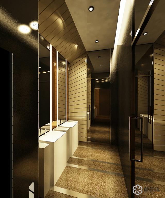 内蒙古海德集团包头售楼处设计效果图 王俊钦 室内设计交流 室内设计