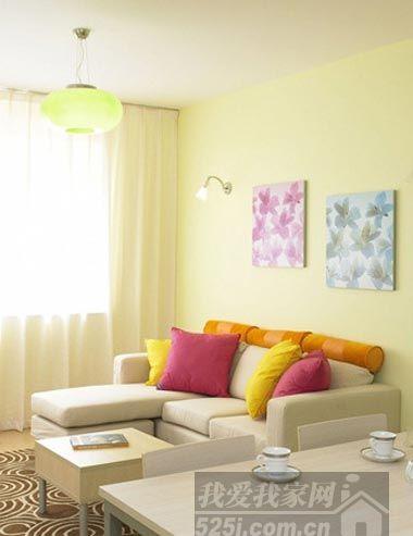 8款暖黄色墙面装饰 演绎秋天的童话