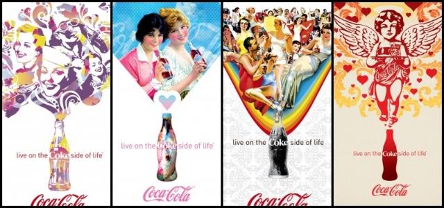 """独家揭蜜:是饮料是奢侈品是广告创意是爽动夏日的125招--人人都爱的"""""""
