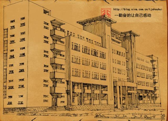 一行手绘第15季(山东师范学院)