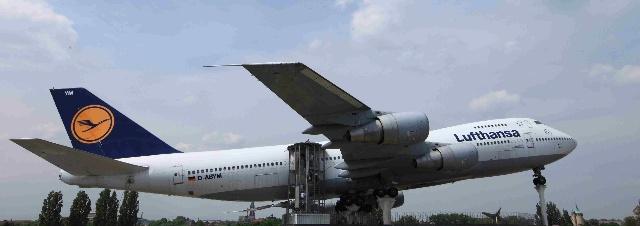 德国斯派尔的技术博物馆——飞机