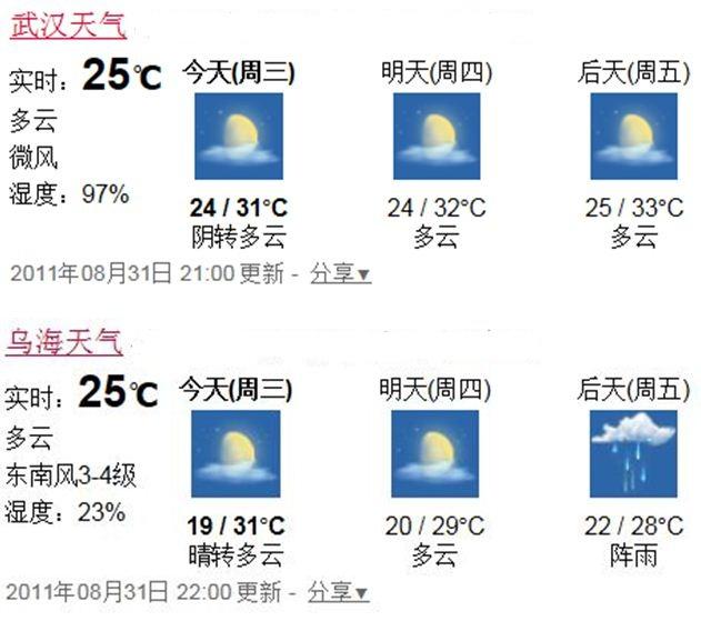 厦门到武汉飞机时刻表
