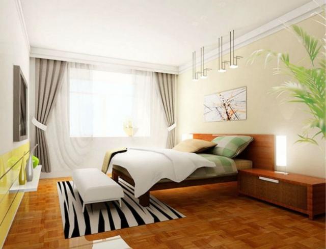 6万打造70平单身公寓-实创装饰-我的搜狐