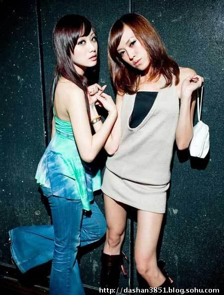 蔡依林床不带罩-当夜上浓妆 台湾夜店里的百变妖精