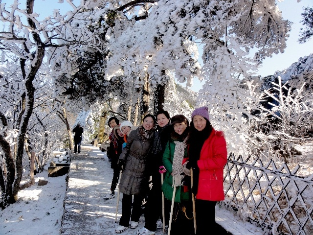 合肥周边旅游景点冬天