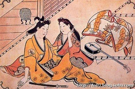 揭秘千年前日本女人到中国